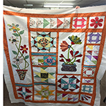 Patchwork and Quilting - with Audrey