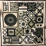 Sampler Quilt - with Sue