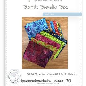 Batik Bundle Box