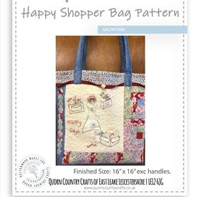 Happy Shopper Bag Pattern