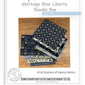 Heritage Blue Liberty Bundle Box