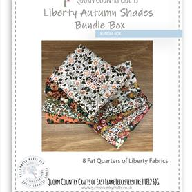 Liberty Autumn Shades Bundle Box