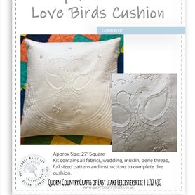Love Birds Cushion Kit