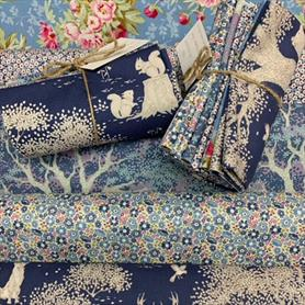 Tilda Woodland Bundle 'Blues'