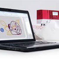 Embroidery Machine Software - with Tim