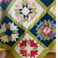 Patchwork and Quilting Course - with Audrey