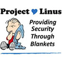 Project Linus Sunday - with Jill