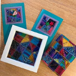 Mini Mosiac Patchwork - with Sue