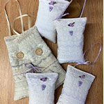 Heirloom Lavender Bags - with Sue