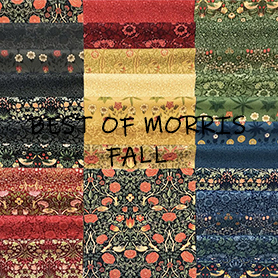 Moda Best of Morris - Fall