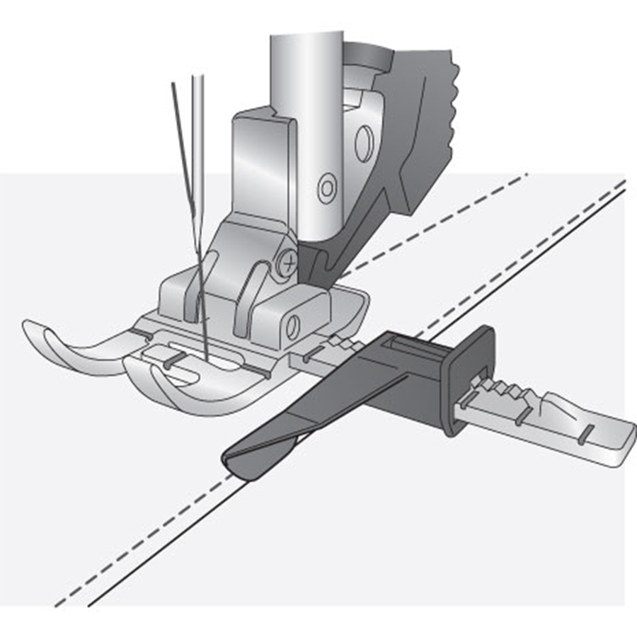 Adjustable Guide Foot