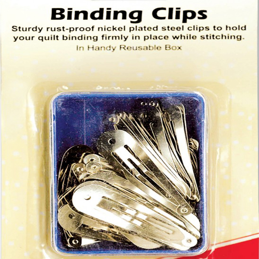 Sew Easy Binding Clips