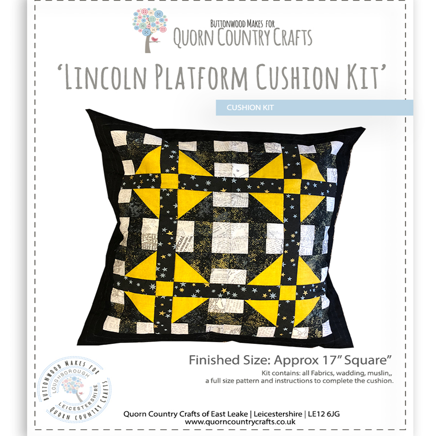 Lincolns Platform Cushion Kit