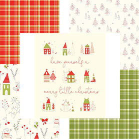 Riley Blake Merry Little Christmas Collection