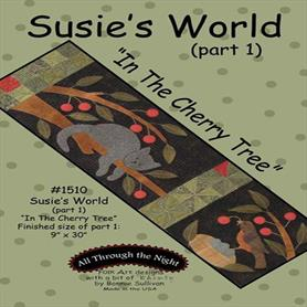 Susie's World Part One - In the Cherry Tree