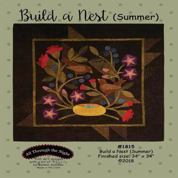 Build a Nest - Summer