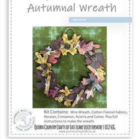 Autumnal Wreath Kit