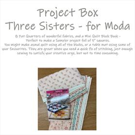 Project Box - Three Sisters for Moda