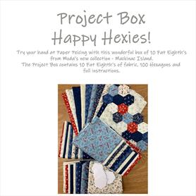 Project Box - Happy Hexies