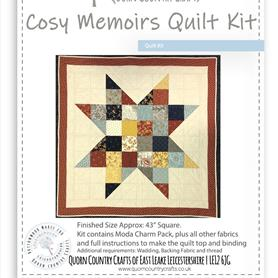 Cosy Memoirs Quilt Kit