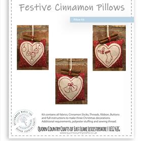 Festive Cinnamon Pillows Kit
