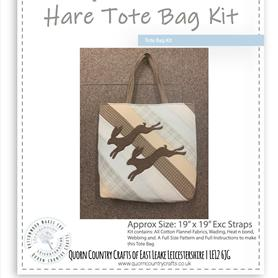 Hare Tote Bag Kit
