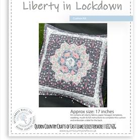 Liberty in Lockdown Cushion Kit