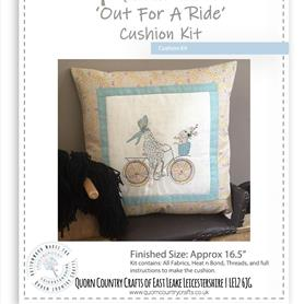 'Out for a Ride' Cushion Kit