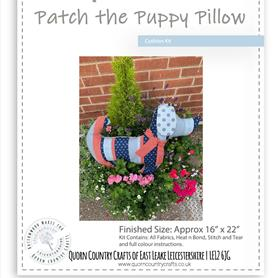 Patch the Puppy Pillow Kit
