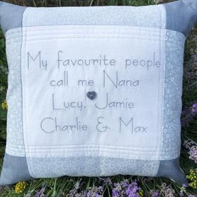 Personalised Cushion Kit