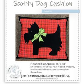 Scotty Dog Cushion Kit