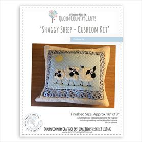 Shaggy Sheep Cushion Kit