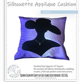 Silhouette Applique Cushion Kit