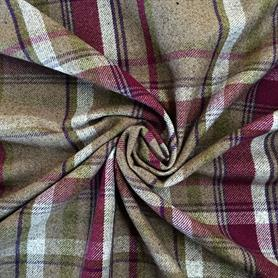 Skye Tartan - Heather