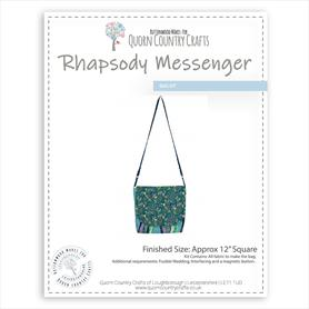 Rhapsody Messenger Bag