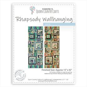 Rhapsody Wallhanging