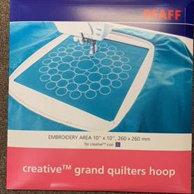 Pfaff Creative Grand Quilters Hoop for Creative Icon