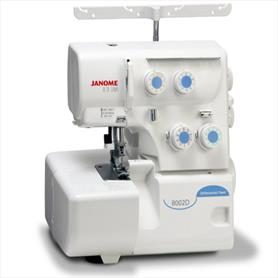 Janome 8002 DJ Overlocker - OUT OF STOCK