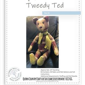 Tweedy Ted - Bear Kit
